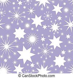 elegancki, gwiazdy, seamless, tło, boże narodzenie