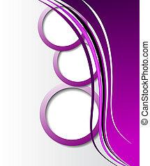 elegant  abstract purple background