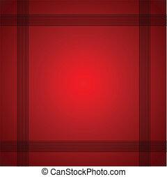elegant, abstrakt, roter hintergrund