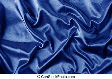 elegant blue satin background