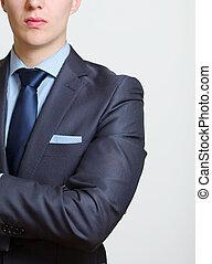 Elegant business man