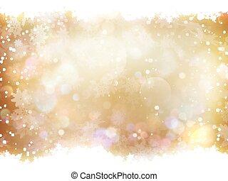 Elegant Christmas background. EPS 10 - Elegant Christmas...