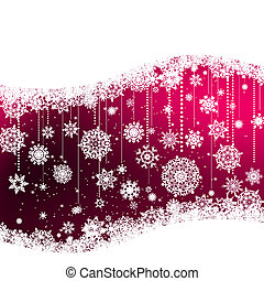 Elegant christmas background. EPS 8