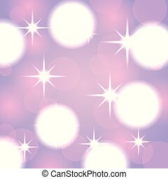 elegant christmas background with blurred abstract lights