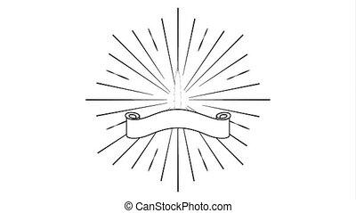 elegant circular frame video animation - elegant circular...