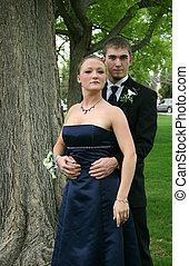 Elegant Couple
