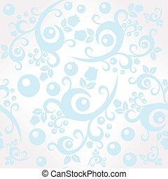 elegant floral vintage seamless pattern background for your design