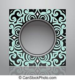 Elegant frame design