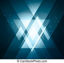 Elegant Geometric Background