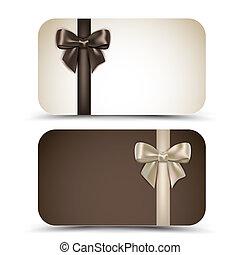 Gift card  - Elegant Gift card