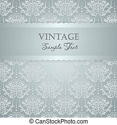 Elegant invitation card