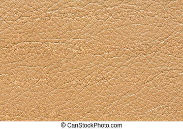 Elegant leather texture in ideal beige tone.