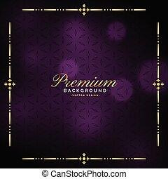 elegant luxury vintage background design