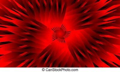 Elegant modern abstract background with star icon. dark red star background