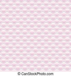 elegant pale rose 3d geometric pattern