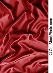 elegant red satin background