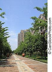 elegant residence - environment elegant residential area in ...