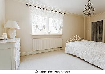 Elegant romantic bedroom