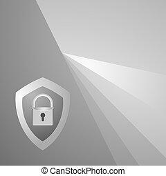 elegant security background - design of elegant security...