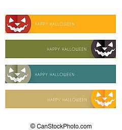 halloween headers