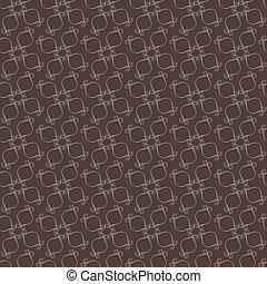 Elegant swirl vector pattern