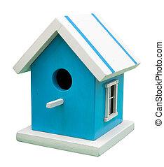 elegante, birdhouse