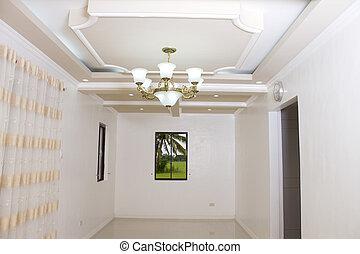elegante, soffitto