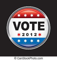 eleição, voto