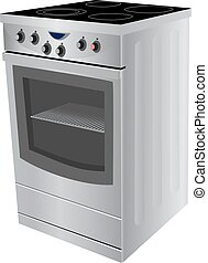 elektrisch, oven, cooker