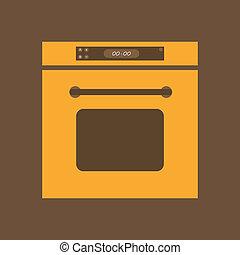 elektrisch, oven