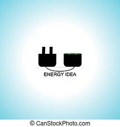 elektrisch, stift