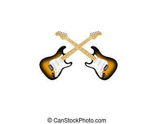 elektrische gitarren