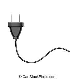 elektrischer draht, kabel