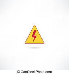 elektrisk, ikon