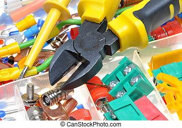 elektriskt element, utrustning