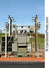 elektrizität, u-boot, station
