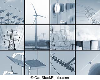 elektromos, energia