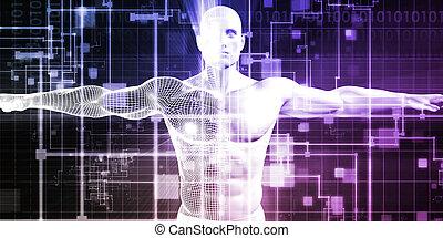 elektronikus, healthcare