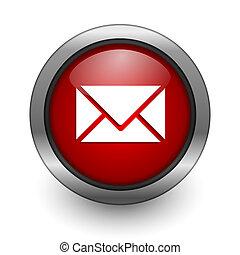 elektronikus posta, ikon
