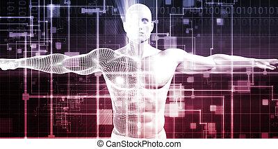 elektronisch, gezondheidszorg