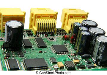 elektronisch, leiterplatte