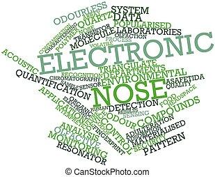 elektronisch, neus
