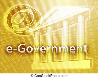 elektronisch, regierung