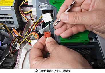 elektronische vorrichtung