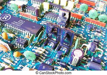 elektronisk