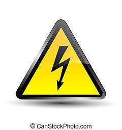 elektryczność, ryzykować, etykieta