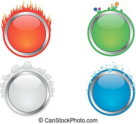 Element buttons