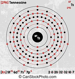 Element of Tennessine