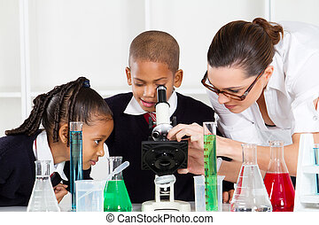 elementare, classe scienza