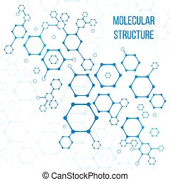 elemente, kodierung, vektor, molekular, oder, struktur,...
